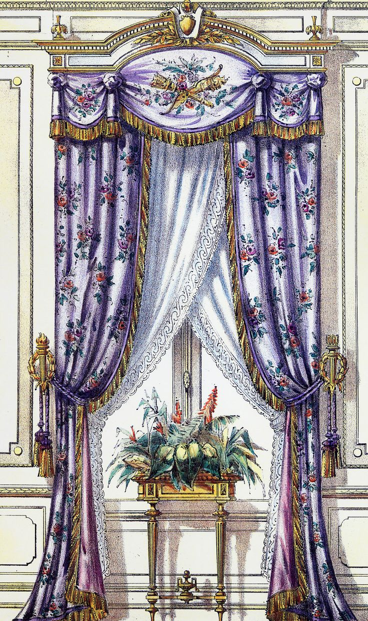 115 best images about classic curtains on pinterest for Victorian era windows