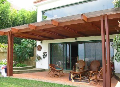 21 best images about pérgolas on Pinterest Outdoor covered patios - pergolas de madera