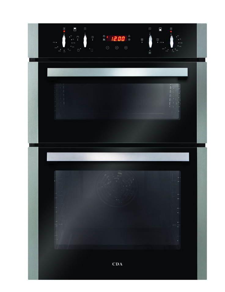 CDA DC940SS Double Built In Electric Oven - The CDA double built in electric oven offers over 4 functions, complemented with an energy efficiency rating of A and finished in a sleek and stylish stainless steel design. Features: General Features http://www.MightGet.com/february-2017-2/cda-dc940ss-double-built-in-electric-oven-.asp