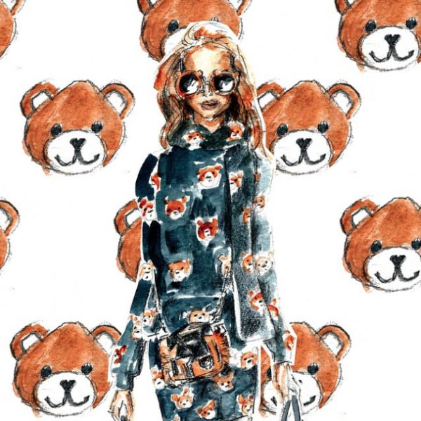 Shop Prints From The Top Fashion Illustrators On Instagram | The Zoe Report