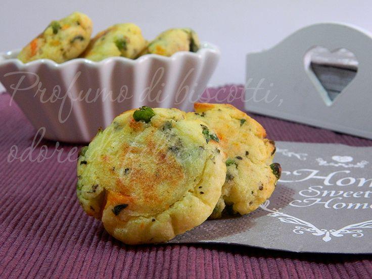 Polpette di verdure al forno | Profumo di biscotti, odore di felicità
