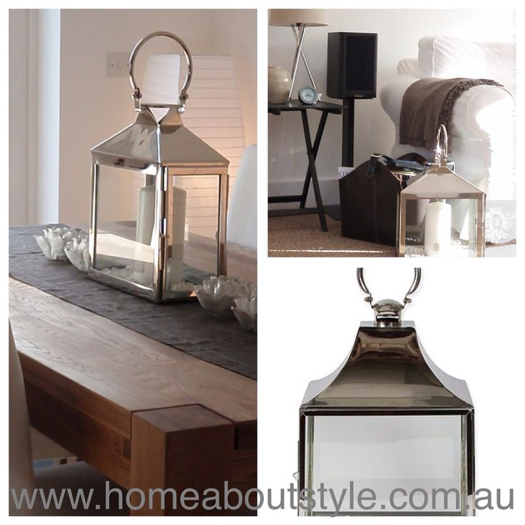 Add dramatic contemporary style to your home with the Aurelio & Allegra lanterns. Picture a set on a dining table, out on the alfresco or in the corner of a room. No matter where they're placed, they will be a focal point.  $129 - $219 (set of 2) www.homeaboutstyle.com.au lanterns @home_about_style #interiordesign #homedecor #homeaccessories #homedecorating #homedecoratingideas #lanterns #luxury #stylish #outdoor #candlelight #homeaboutstyle #pickoftheday