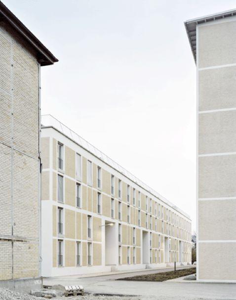 Knapkiewicz & Fickert - Wohnhaus Lokomotive, Winterthur 2006