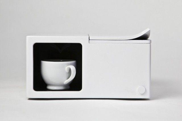Single Cup Coffee Maker – Fubiz™