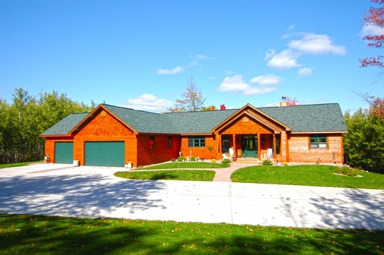 17 best images about ranches by dickinson homes on for Cedar shake house plans