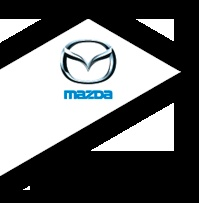 mazda... luv their cars. I zoom zoom everywhere.