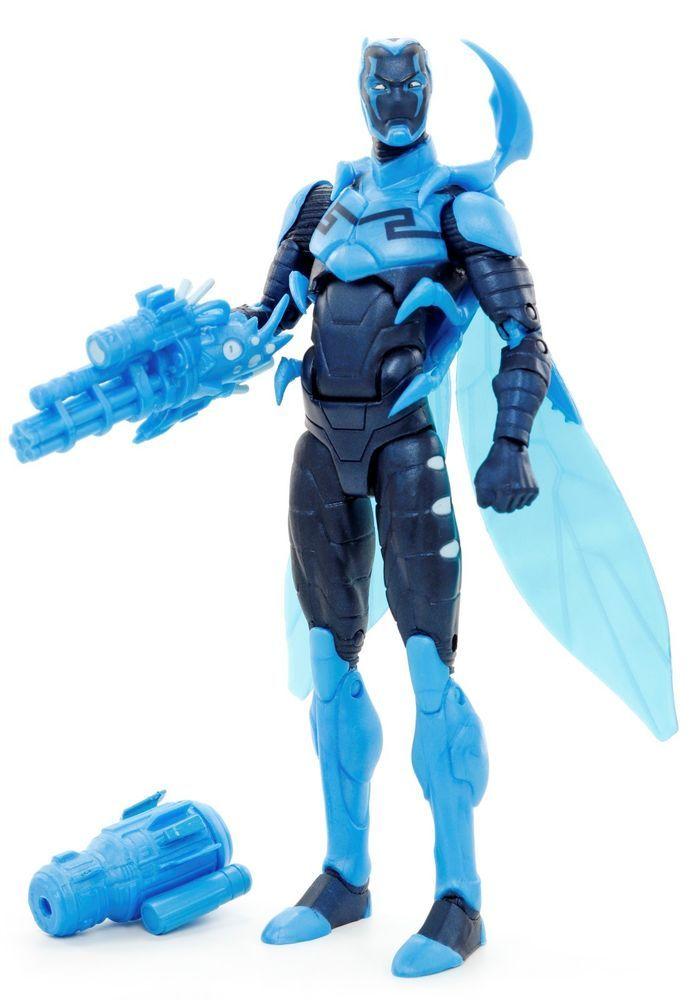 "DC Collectibles Comics Icons Infinite Crisis BLUE BEETLE 6"" Action Figure 2015 #DCCollectibles"