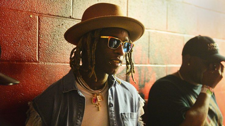 Stream Young Thug's New Mixtape 'I'm Up' #headphones #music #headphones