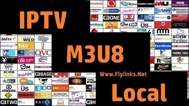 free IPTV local m3u8 fast servers download [15.01.2020