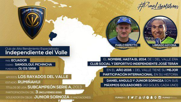 Independiente del Valle.