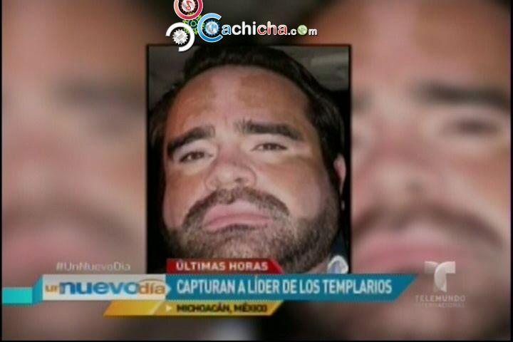 """Capturan Al Líder De Banda De Sicarios """"Los Templarios"""" #Video"""