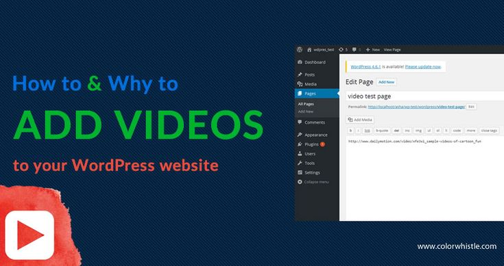 How to add videos to your WordPress site? - Learn this simple blog and upload it to YouTube and then embed it in WordPress by yourself.