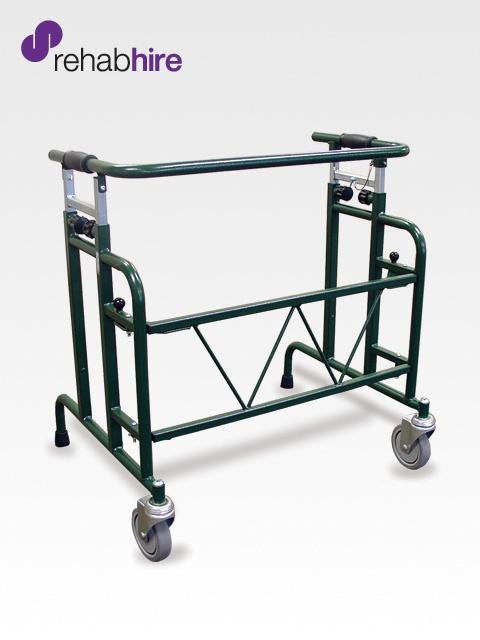 BAR610: Bariatric Walker 340kg