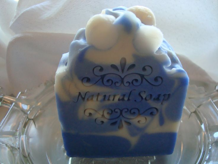 Cost $5 Salish Sea deluxe soap, hand crafted by D'Lish Soaps, Quadra Island, BC