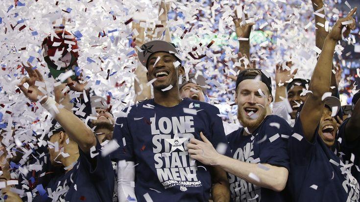 uconn men's basketball image | Holy Huskies! UConn Takes 2014 NCAA Men's Basketball Title