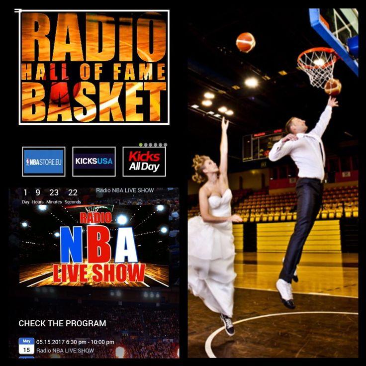 Listen The NBA LISTEN THE RADIO: Www.radiohof.net #radio