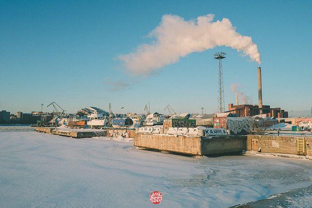 Helsinki by Jussi Hellsten