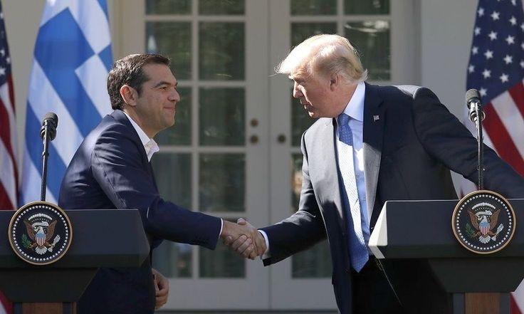 Σήμερα η συνάντηση με τον αντιπρόεδρο Pence. Ενδεικτικό της σοβαρότητας αλλά και της υπηρεσίας που προσφέρει στο έθνος η επίσκεψη Αλέξη Τσίπρα, Πάνου Καμμένου και άλλων υπουργών της κυβέρνησης στις…