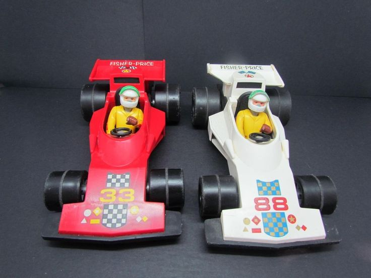 Fisher Price Cars