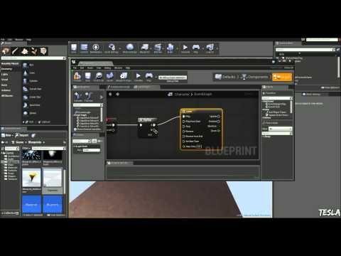 Unreal Engine 4 Tutorial - Binoculars - YouTube