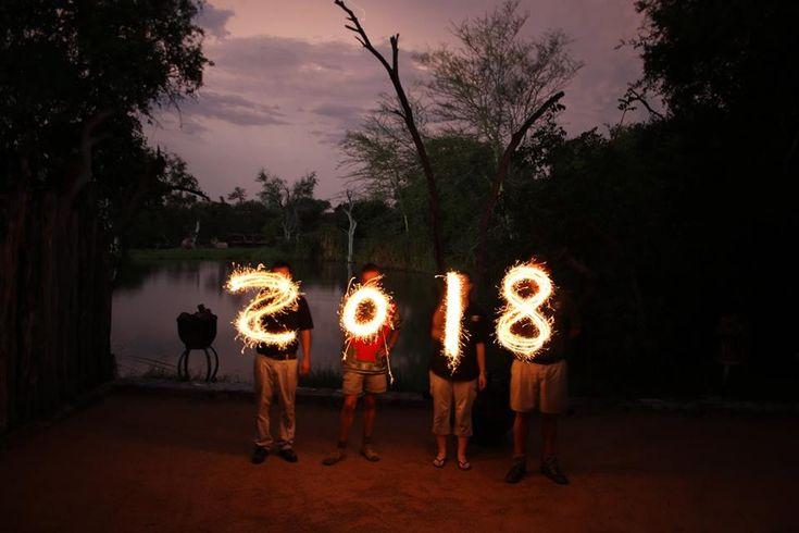 A #throwback to a wonderful New Year's party at Camp Jabulani. Time flies when you're having fun. #TBT #CampJabulani