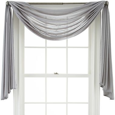 flutter window scarf jcpenney something like this for living room