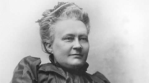 Minna Canth (19 March 1844 - 12 May 1897) was a Finnish writer and social activist. She led a full life of literary publication and journalistic campaigning for gender equality. She is the only Finnish woman to have her own flag day.