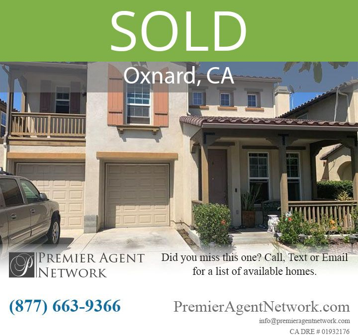 Sold 321 Lakeview Ct Oxnard Ca In 2020 Oxnard Lake View House Styles