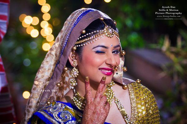 Disha Parmar by Ayush Das, Pyaar ka Dard Hai (Wedding) #PKDH #strangesadhu #starplus