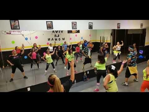 FunkyTown …( coreo by Beto Lizarraga ) – YouTube
