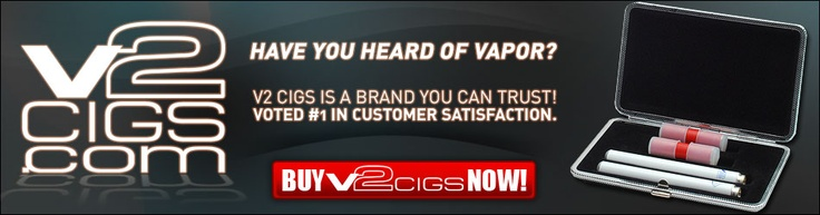 V2 Cigs - Have You Heard of VAPOR? V2 Cigs Is A Brand You Can Trust! Voted #1 in Customer Satisfaction. BUY v2 Cigs NOW!