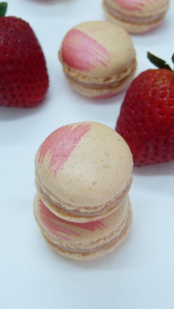 macarons daiquiri fraise 2