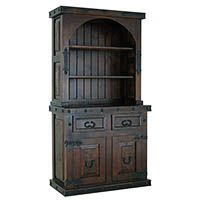 Old World Dining Room Furniture Hand Painted Hutches Armoires Media Cabinets