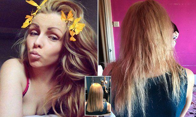 Cheap hair dye made Birmingham mother's hair fall out