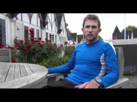New Zealand's Ryan Sissons reflects on his 2011 international season