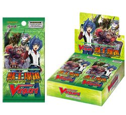 Rampage of the Beast King (VGE-BT07) set (http://ceciliamarie.com/vanguard)