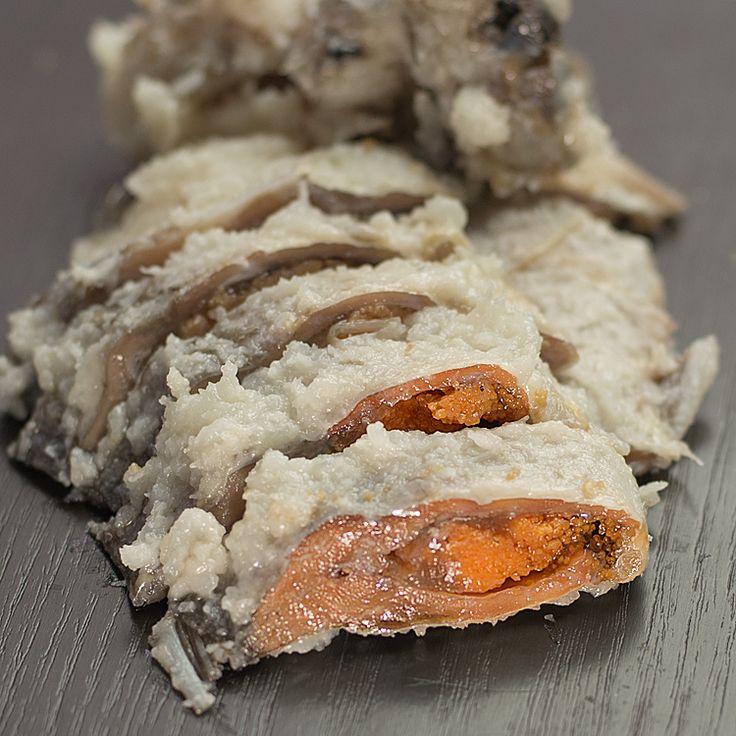 鮒寿司のおろし方 | レシピサイトぷちぐる