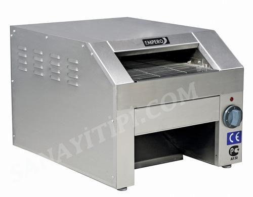Konveyörlü Ekmek Kızartma Makinesi » Konveyörlü Ekmek Kızartma Makineleri - Sanayi tipi