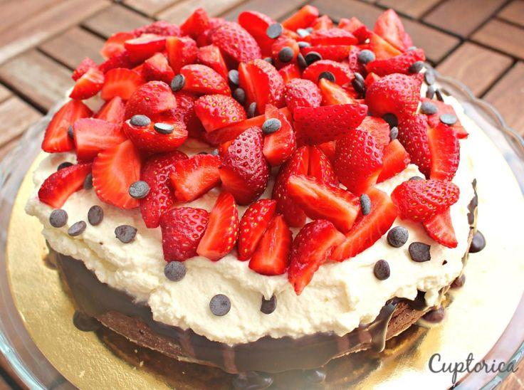 Brownie Cake si o Surpriza