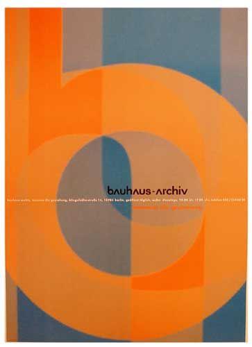 bauhaus バウハウスポスター BH-2|ポスター|Happy Graphic Gallery ハッピーグラフィックギャラリー