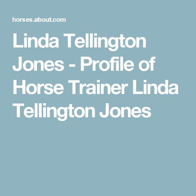 Linda Tellington Jones - Profile of Horse Trainer Linda Tellington Jones