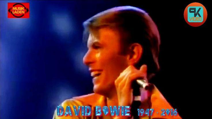 David Bowie - Musikladen 1978