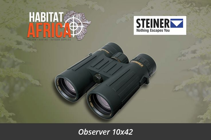 The new Steiner Observer 10×42 binoculars are designed for versatile use to match any situation under all conditions. The full sized model comes in a lightweight design that provides comfortable ergonomics for long-term observation, bright images, crisp resolution and a wide field of view. Hardly any other binocular gets you [...]