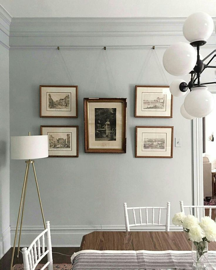 Decorating A Long Wall In A Living Room
