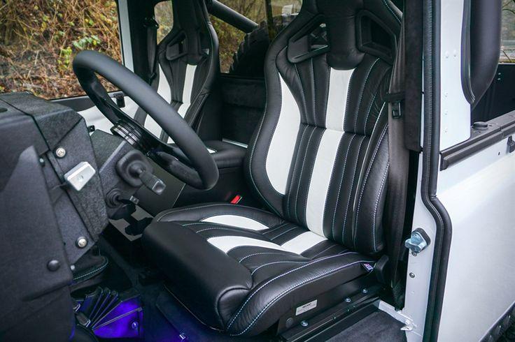 Land Rover Defender 110 'ORCA' By Arkonik | HiConsumption
