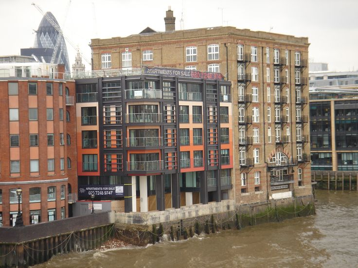 High Timber Restaurant, positioned perfectly on the Thames River, London