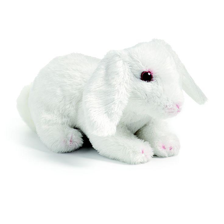 Rabbit Beanie Plush Toy