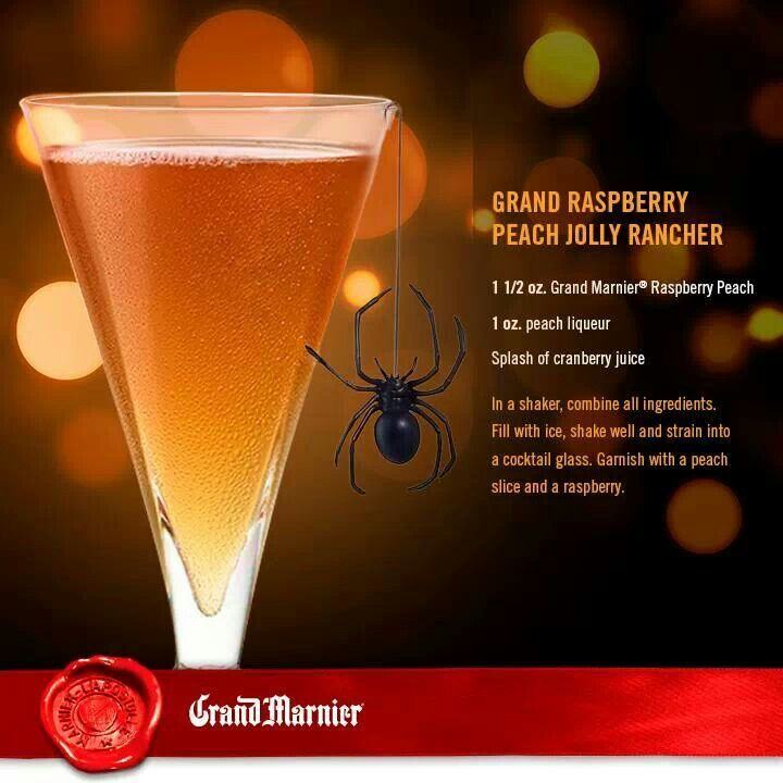 Grand Raspberry Peach Jolly Rancher