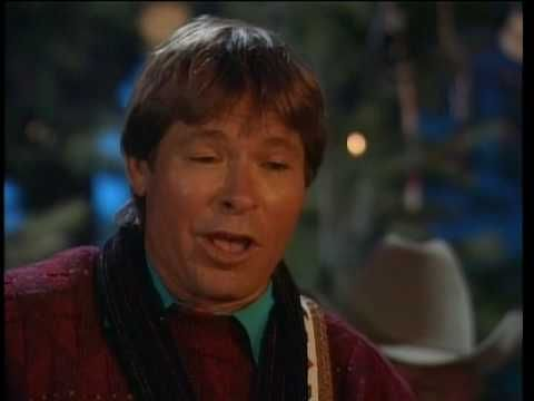 "John Denver - Grandma's Feather Bed (1991) (with Clint Black, Kathy Mataea- ""Montana Christmas Skies)"