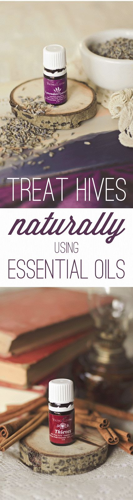 the Ash Tree Collective: Treating Hives with Essential Oils | Young Living | Holistic Healing